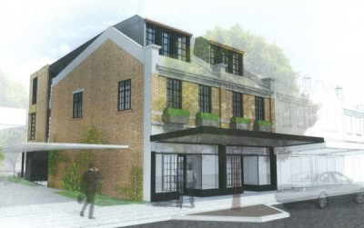 Redevelopment.. 411-413 Remuera Road