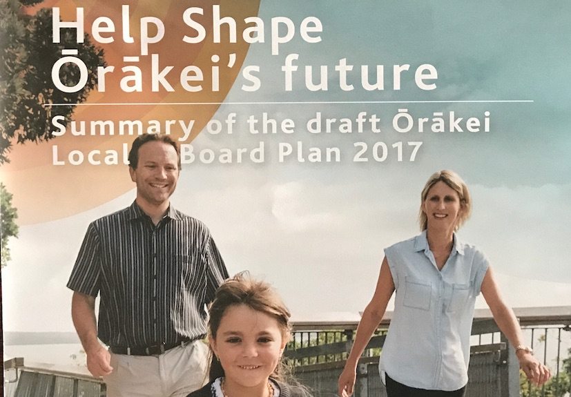 Have Your Say: Orakei Local Board Plan 2017