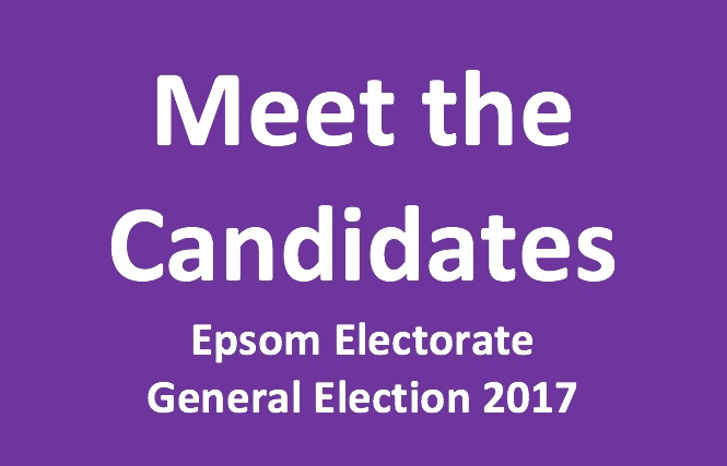 Meet the Candidates – THIS SUNDAY 13 August